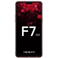 LS OPPO F7 RAM 4GB/64GB RED/SILVER/BLACK GARANSI RESMI 100%