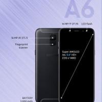 LS Samsung Galaxy A6 RAM 3GB ROM 32GB GARANSI RESMI SEIN