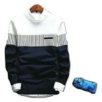 sweater rajut pria ZICO SWEATER NAVY/Fashion Pria/Jacket Pria
