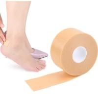 Silicone Gel Heel Cushion Protector Foot Feet Care Shoe Insert Pad