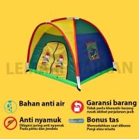 TENDA ANAK CAMP TENT LOKAL 120X120CM TEN-0154