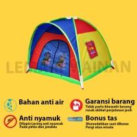 TENDA ANAK LOKAL CAMP TENT LOKAL 100X100CM TEN-0144