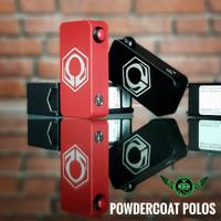 Sale Hexohm V3 Powdercoat Polos Merah