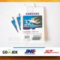 Micro SD SAMSUNG 32GB - Memory Card 32 GB - MicroSD SAMSUNG - MMC