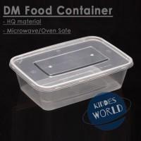 Food Container / Thinwall / Kotak Plastik / Kotak Makan / Salad 750ml