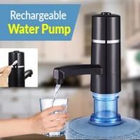 Pompa Air Galon Listrik USB Charger Wireless Electric Water Pump