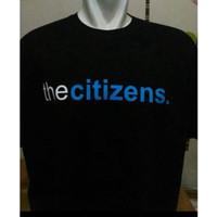 Baju Kaos Bola Manchester city The citizen Jumbo S M L XL 2XL 3XL 4XL