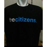Kaos Bola Manchester city The citizen Big Size S M L XL 2XL 3XL 4XL