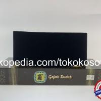 Peci Songkok Kopiah Hitam Premium GAJAH DUDUK Dewasa Tinggi 9 GROSIR