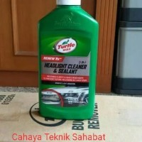 Turtle Wax HEADLIGHT CLEANER & SEALANT