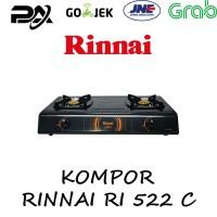 KOMPOR 2 TUNGKU RINNAI RI 522 C