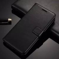 Samsung M31 - Flip Kulit Flip Cover Leather Case Kulit