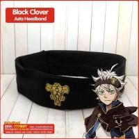 Headband Asta - Black Clover