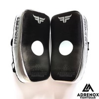 Rounin Fightware Kicking Pad - Silver - Target Tendangan / Thai Pad