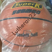 Bola Basket Super-K Size 5 (Junior)