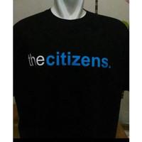 Baju Kaos Bola the citizen Manchester city S M L XL XXL XXXL XXXXL