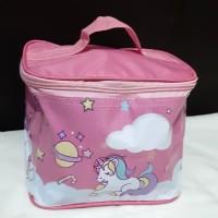 Lunch Bag Anak Gambar Unicorn