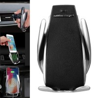 IMPORT Fast 10W Qi Quick Wireless Automatic Clamping Car Charger