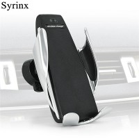 IMPORT Syrinx Automatic Clamping Wireless Car Charger For iphone XS