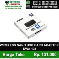 WIRELESS NANO USB ADAPTER DWA-131