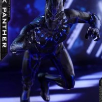 HOT TOYS BLACK PANTHER MARVEL HT 1/6 SCALE ACTION FIGURE MMS470