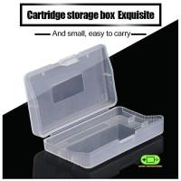 Case Kaset Gameboy GBA Dan GBA SP Cartridge GB Micro Transparant