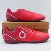 Sepatu Futsal OrtusEight Genesis Maroon 11020047
