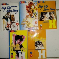komik step up love story' 21+ hiyoko brand