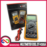 EXCEL DT 9205A DT-9205A MULTIMETER DIGITAL AVO METER AVOMETER