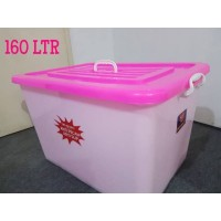 Box Container / Kotak Kontainer Plastik Serbaguna 160L GOJEK ONLY!!!