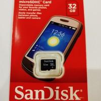 Memory SanDisk 32GB Class 4