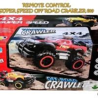 MAINAN MOBIL REMOTE CONTROL SUPER SPEED OFF ROAD CRAWLER 689