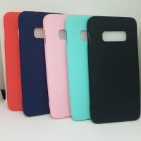 Case Samsung S10 lite / softcase / softjell