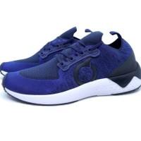 Sepatu Running Ortuseight Radiance Navy Black White