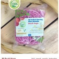 Lingkar Organik Mie Organik Buah Naga - Mie Goreng Sehat Dengan Bumbu