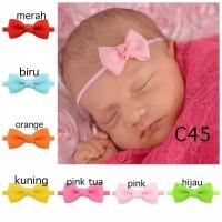 bando bayi dan anak headband pita