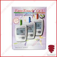 Easy Touch Alat Test Glucose Cholesterol Uric Acid EasyTouch GCU