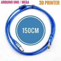 4.93FT 1.5M Kabel Data USB A-B Male Printer Cable for Arduino Uno Mega