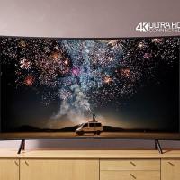 """Samsung 49RU7300 49"""" 49 Inch UHD 4K Smart Curved LED TV UA49RU7300"""