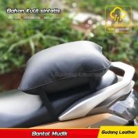 Bantal Mudik / Bantal Motor / Bantal Mobil