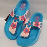 Sandal Jepit Karet New Era LB-E507 Sendal Cantik S37-40