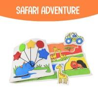 Busy Book: Safari Adventure   GummyBox