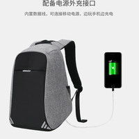 Tas Anti Maling - Ransel Anti Maling - Backpack Anti Maling UPGRADE!!