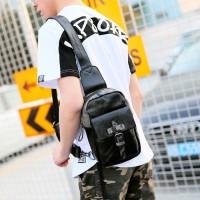 Sling Bag Pria ARMY ILLY
