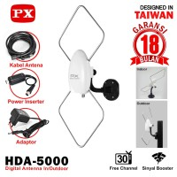 ANTENA DIGITAL TV PX HDA 5000 INDOOR / OUTDOOR ANTENA PX HDA-5000