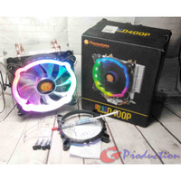 HSF Thermaltake D400P CPU COOLER Colourful Fan