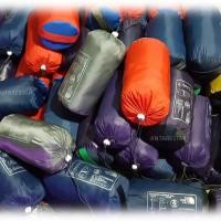 NEW Sleeping Bag Bantal SB Ultralight Plus Matras Camping - PAKET