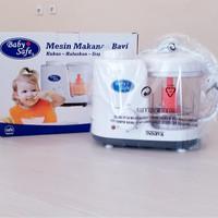 BABY FOOD MAKER BABY SAFE (BFM003)