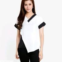 hacilio blouse broken white