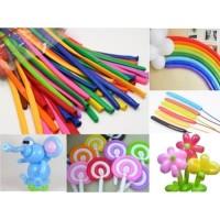 Balon Latex Pentil / Balon Pentil / Balon Twist / Balon Cacing